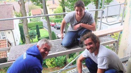 Meisterbetrieb Christoffer Team